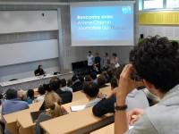 Ariane Chemin lance les Débats de l'EPJT