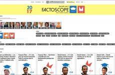 FactoScope «fact-checke» la présidentielle