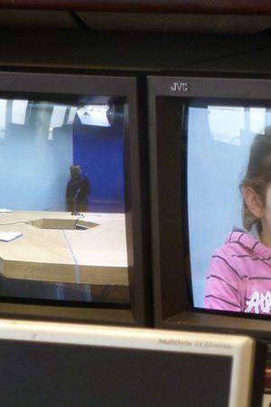 Les petits reporters de Saint-Germain à l'EPJT
