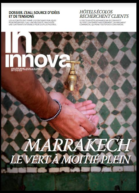 Marrakech : quelle politique verte pour la Ville rouge